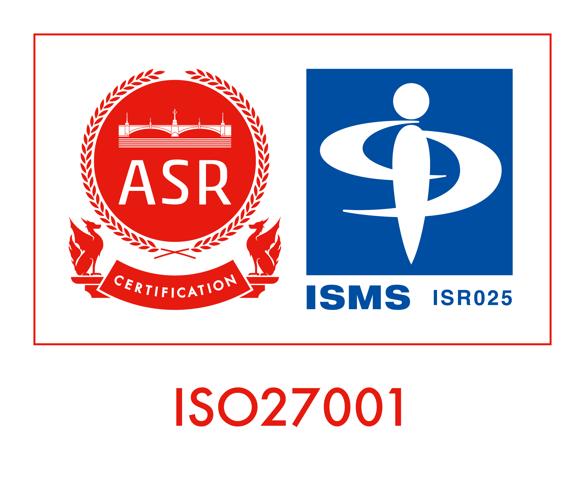 ISOと各種資格 イメージ